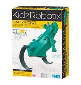 4M Kidz Robotix Crazy Robot 3695