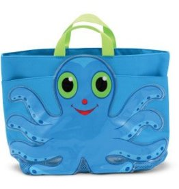 Melissa & Doug Flex Octopus Beach Tote Bag
