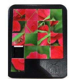 Turn Off the TV Sliding Tile Puzzels Buds & Bugs Praying Mantis