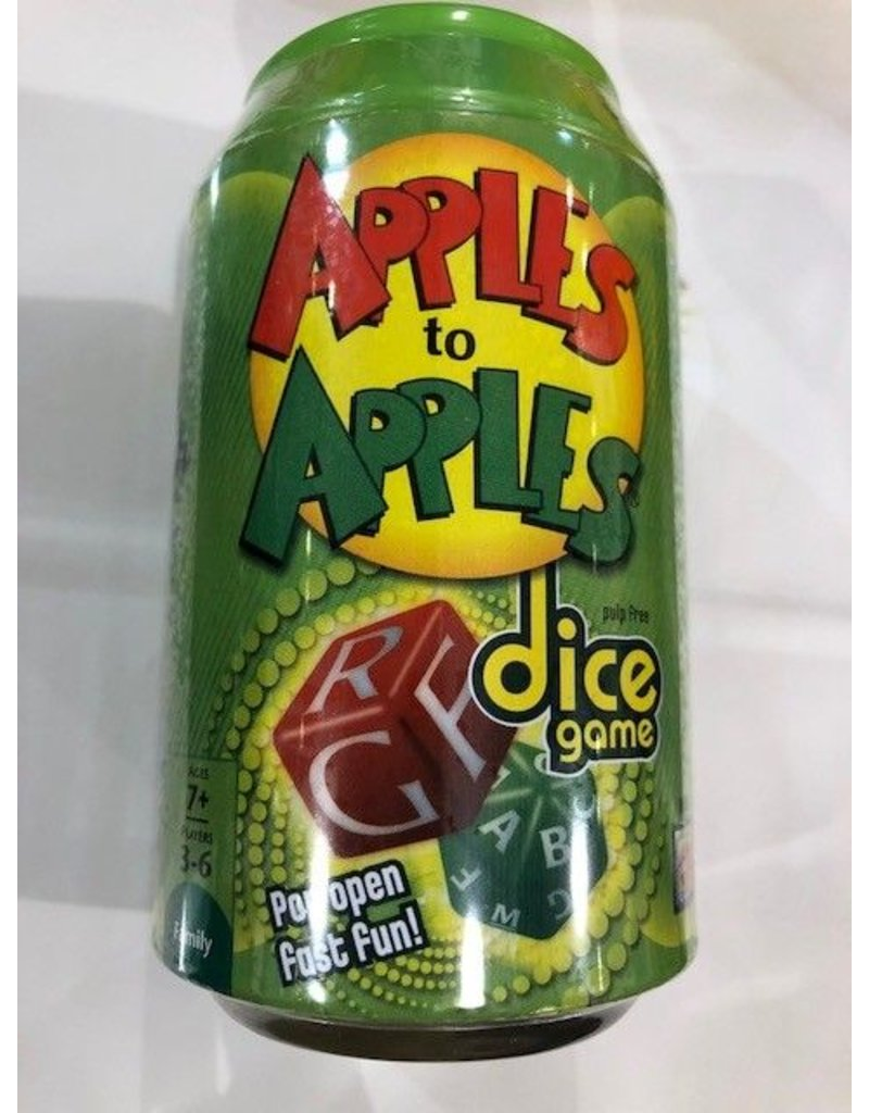 Mattel Apples to Apples Dice Game