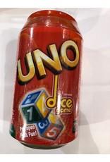 Mattel Uno Dice Game