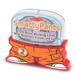 Melissa & Doug Smarty Pants - 2nd Grade Card Set