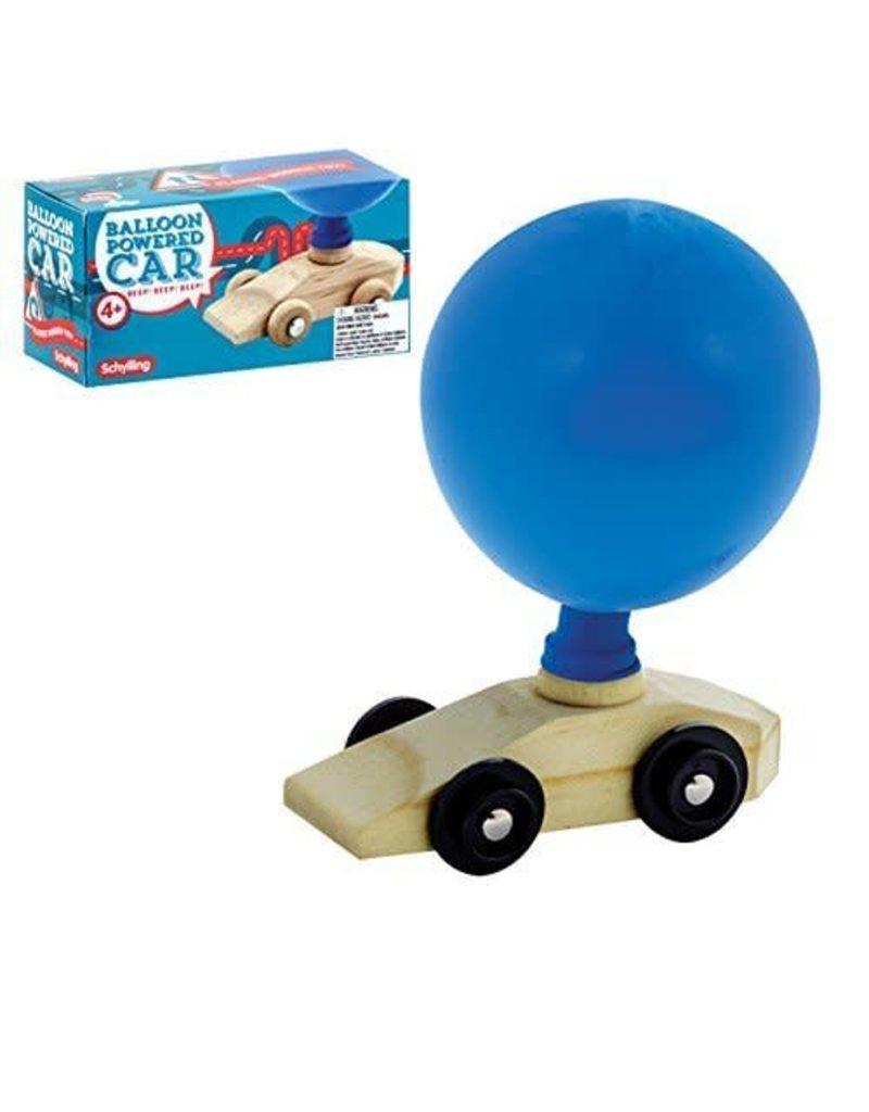 Schylling Toys Balloon Powered Car