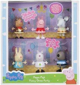 Zoofy International INC Peppa Pig's Fancy Dress Party