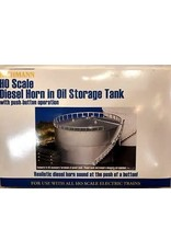 Brachmann HO Scale Diesel Horn in Oil Storage Tank