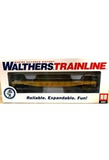Walthers Flatcar - Ready to Run -- Union Pacific(R)
