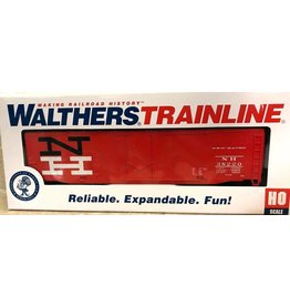 Walthers New Haven Boxcar HO Scale Walthers Trainline