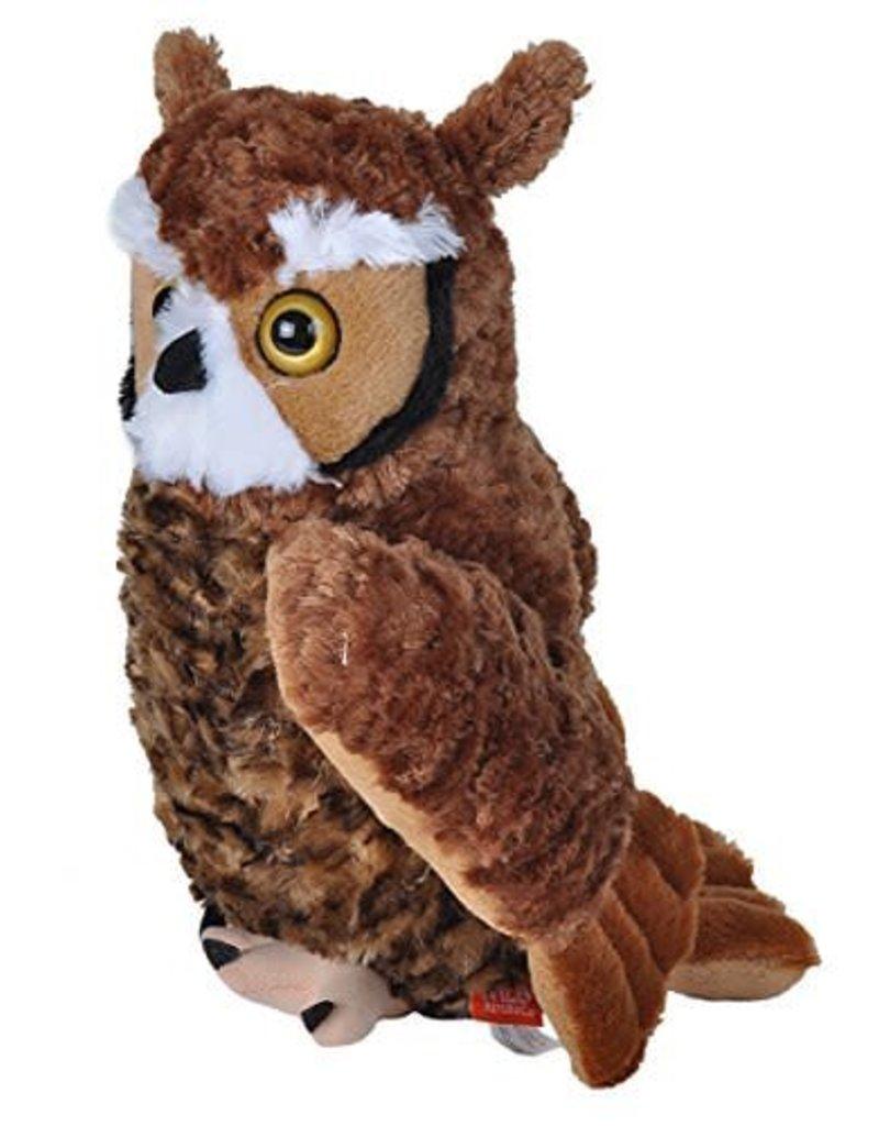 Wild Republic Ck Bird Great Horned Owl