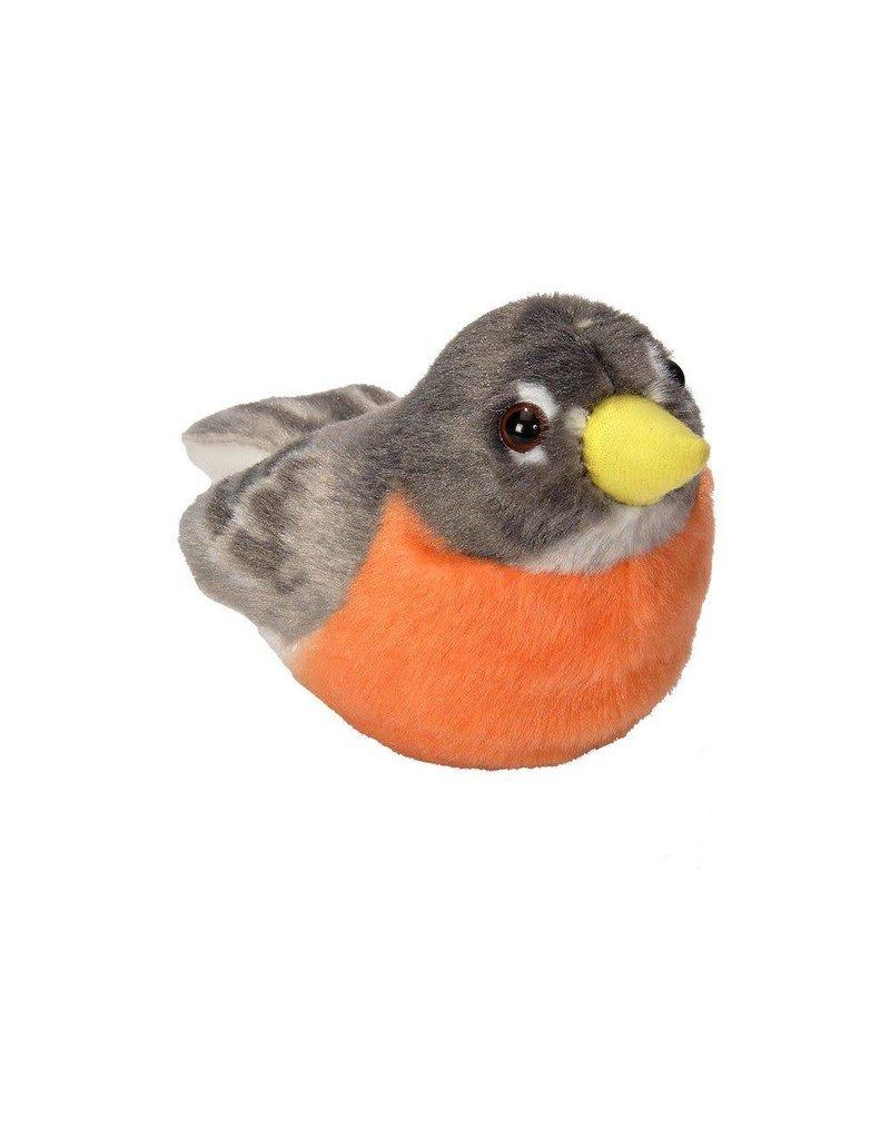 Wild Republic Audobon American Robin