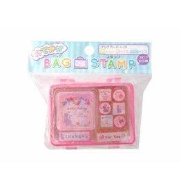 BC USA Bag Stamp Set - Secret Feeling