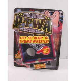 Hog Wild PRO THUMB PTWA WRESTLING ARENA