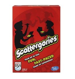 Scattergories Card Game Scattergories The Card Game