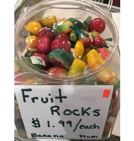 Squire Boone Village Fruit Rocks from Mexico