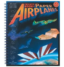 Klutz The 10 Best Paper Airplanes
