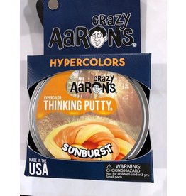 "Crazy Aaron Putty Sunburst Hypercolor 4"" Tin"