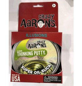 "Crazy Aaron Putty Super Oil Slick Illusions 4"" Tin"
