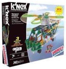 KNEX K'NEX HELICOPTER BUILDING SET
