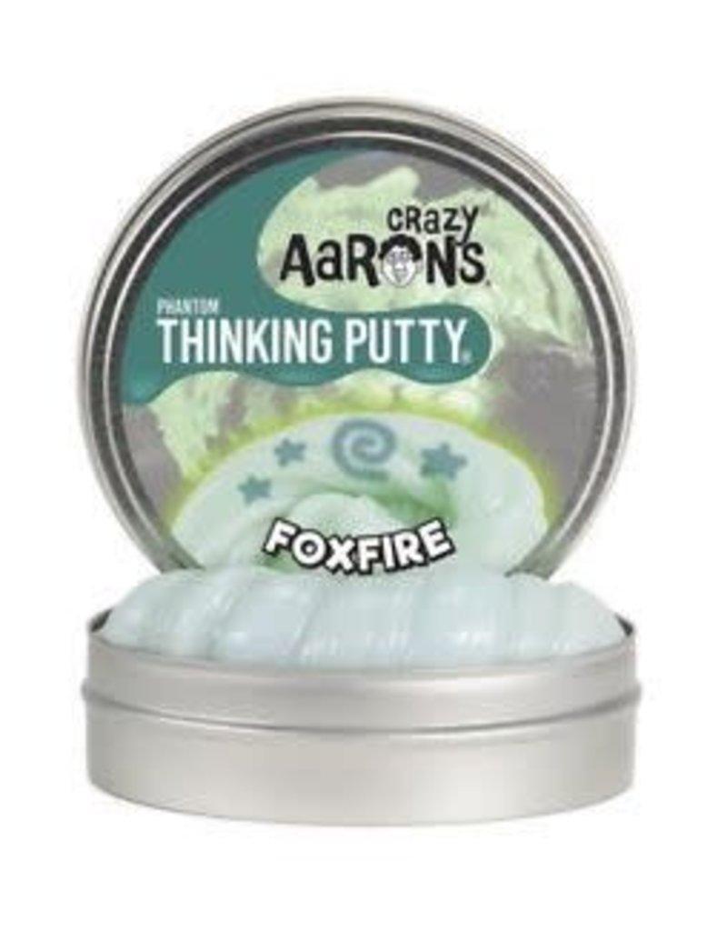 "Crazy Aaron Putty Foxfire Phantom 4"" Tin plus Glow Charger"