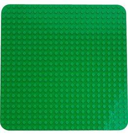 LEGO Duplo LEGO Duplo Large Green Building Plate