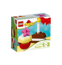 DUPLO My First 10850 My First Cakes