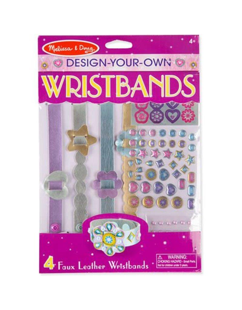 Melissa & Doug Design-Your-Own Wristbands