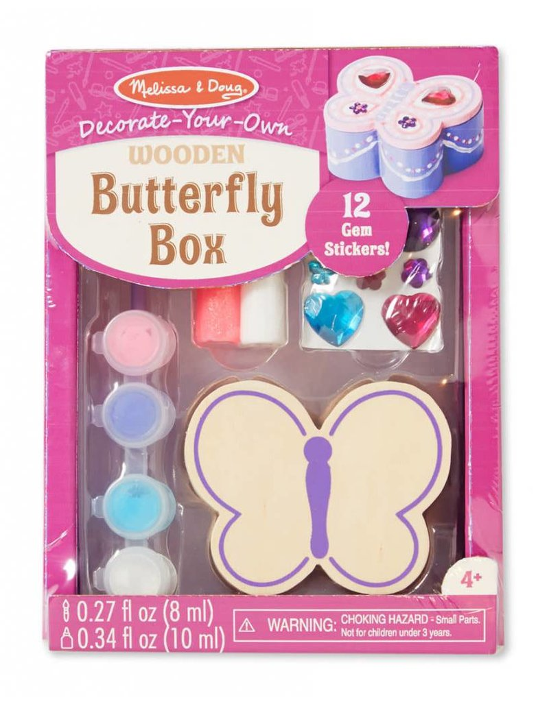 Melissa & Doug Butterfly Box