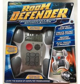 Smart lab Room Defender