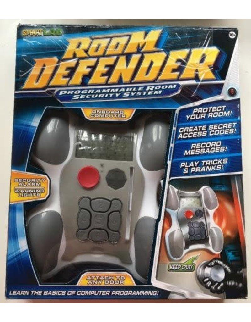 Smart lab Room Defender