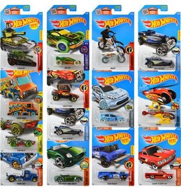 Mattel Hot Wheels BASIC CAR (ASSORTED)