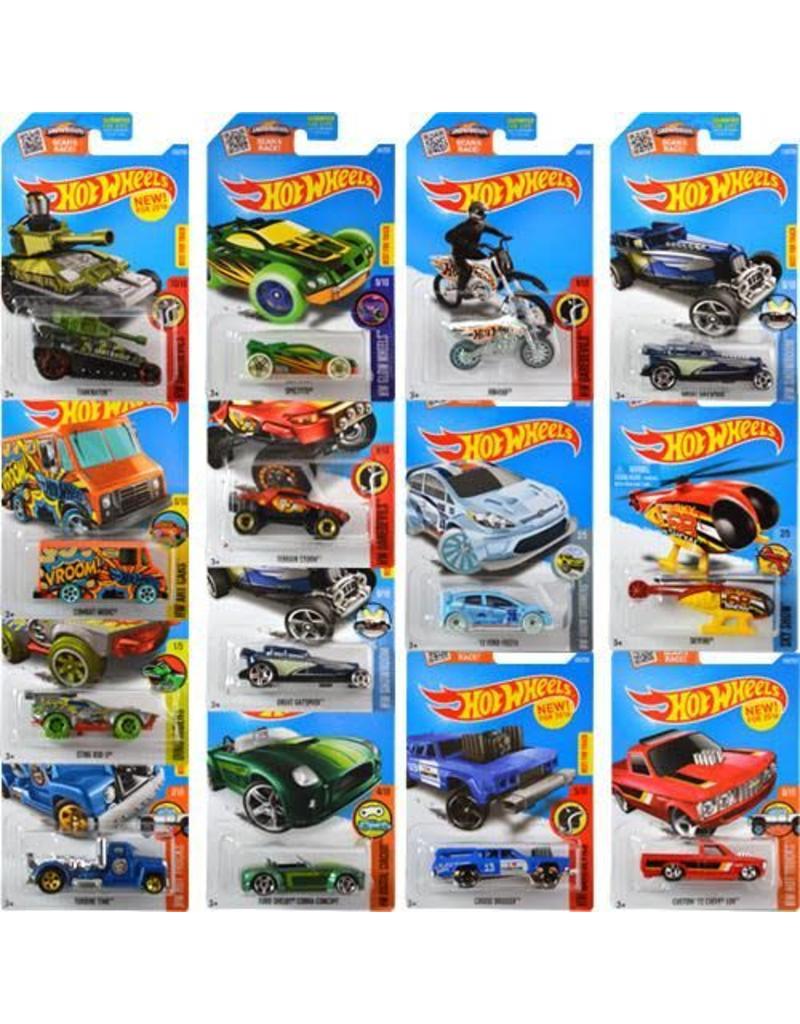 Mattel Hot Wheels BASIC CAR (ASSORTED)