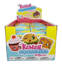 License 2 Play KAWAII FOOD SQUEEZES