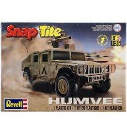 Revell SnapTite Plastic Model Kit-Humvee 1:25