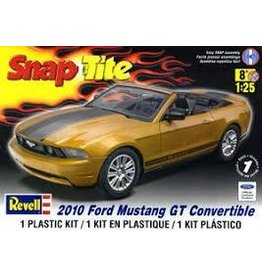 Revell SnapTite 2010 Ford Mustang GT Convertible