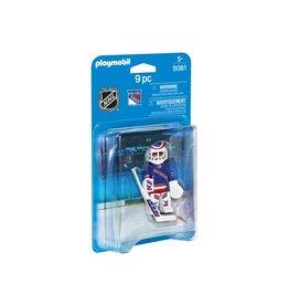 Playmobile Playmobil NHL Rangers Goalie 5081
