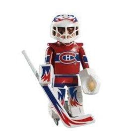 Playmobil Playmobil NHL Montreal Canadiens Goalie 5078