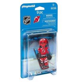 Playmobil Playmobil NHL New Jersey Devils Goalie