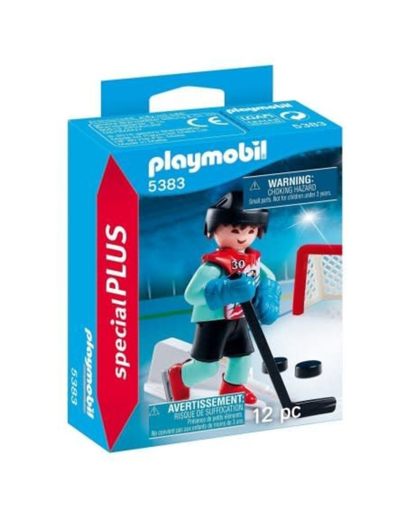 Playmobil Playmobil Ice Hockey Practice 5383