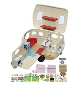 Epoch Calico Critters Caravan Family Camper