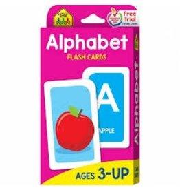 School Zone Flash Cards - Alphabet