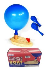 Schylling Toys Balloon Powered Boat