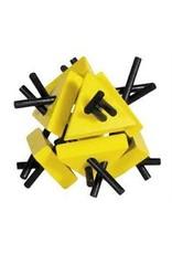 Fridolin IQ-Test Bamboo Puzzle 17178