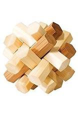 Fridolin IQ-Test Bamboo Puzzle 17494