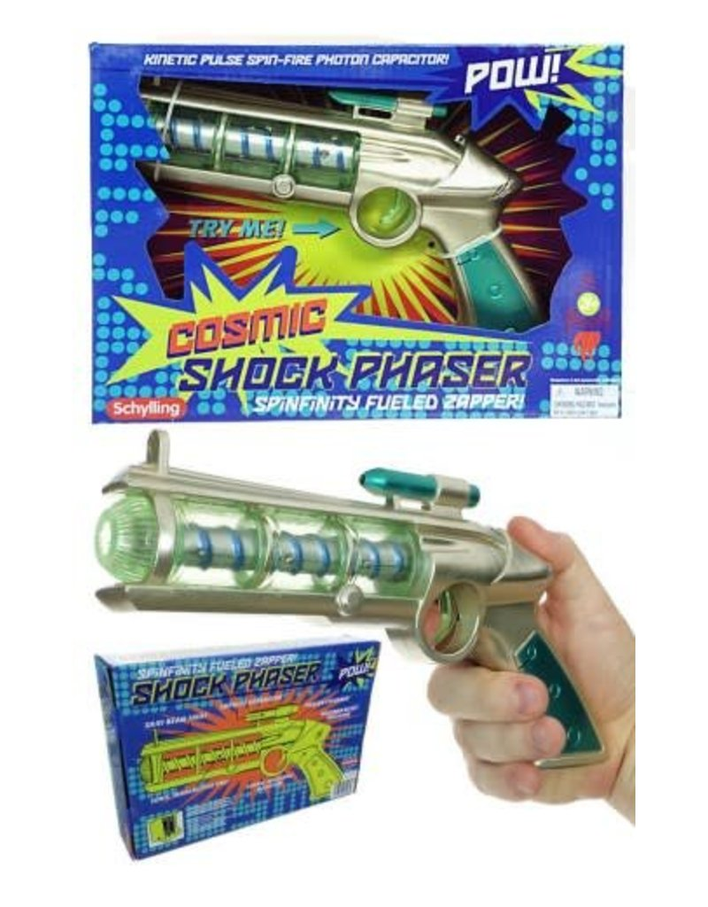Schylling Toys Cosmic Shock Phaser