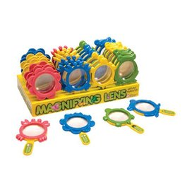 Schylling Toys Magnifying Lens - 4 Assted