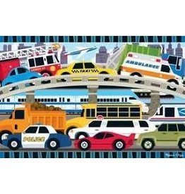 Melissa & Doug 24 Piece Traffic Jam Puzzle