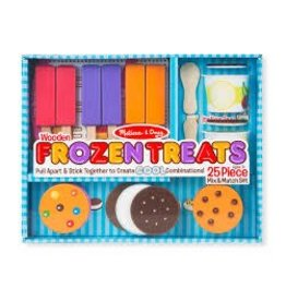 Melissa & Doug Wooden Frozen Treats