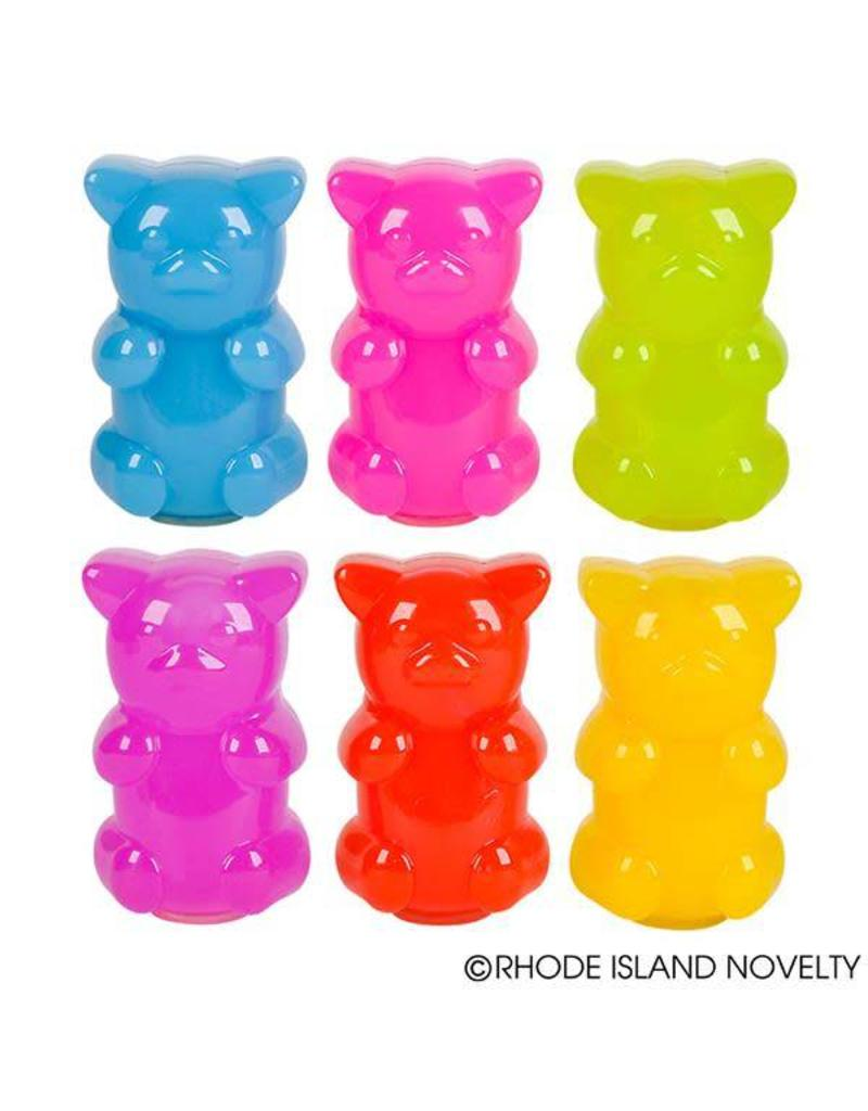 "Rhode Island Novelty 3.25"" Gummy Bear Slime"