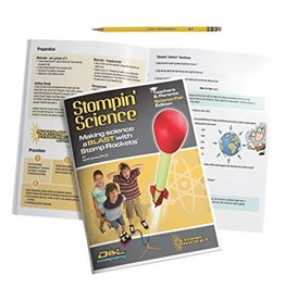 D&L Company LLC Stompin' Science - Making Science a BLAST with Stomp Rockets