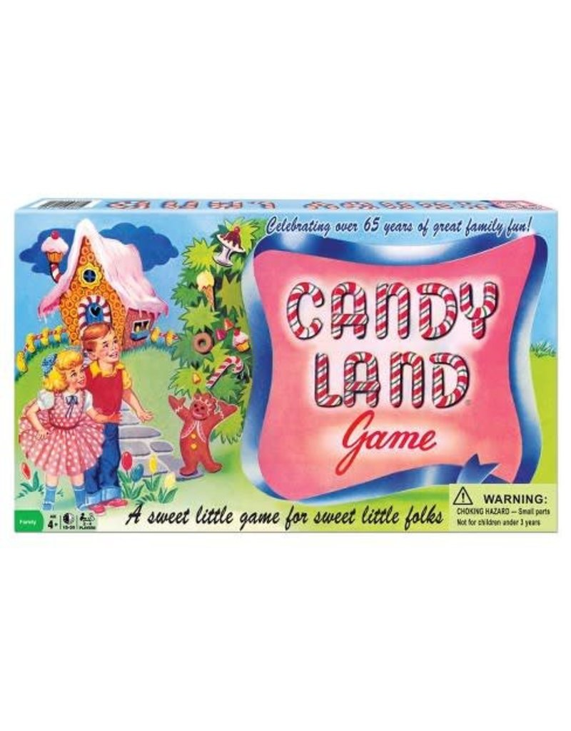 Winning Moves Candyland Game: 65th Anniversary Edition
