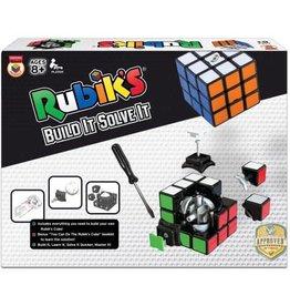 Winning Moves RUBIK- BUILD IT SOLVE IT